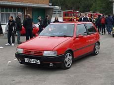 1993 Fiat Uno Turbo Ie Brooklands Italia Day 2015 Flickr