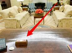trump s presidential desk has a tiny red button that he presses to order coke sfgate