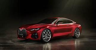 BMW Previews The New 4 Series With Gorgeous Concept