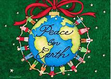 new trajectory happy holidays and peace earth