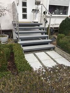 treppe hauseingang selber bauen haus design ideen