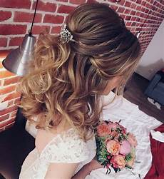 33 half up half down wedding hairstyles ideas koees blog