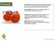 Wie Gesund Sind Tomaten - welches gem 252 se essen wof 252 r