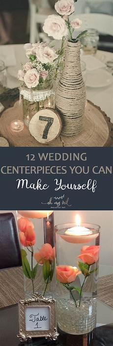 12 wedding centerpieces you can make yourself oh my veil all things wedding ideas tips and