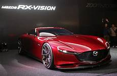 Rotary Engine Makes Comeback With Mazda Rx Vision