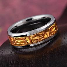 venture tungsten mens ring w6597 stauer com rings for
