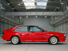 Audi Quattro Uk Spec Typ 85 1985 91