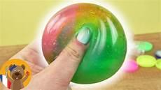 Anti Stress - balle anti stress arc en ciel balle slime