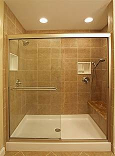 Tile Design Ideas For Small Bathrooms Gallery Of Alluring Shower Stall Ideas In Bathroom