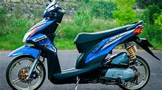 Modifikasi Honda Beat by Modifikasi Beat Babylook Style Modifikasi Honda Beat