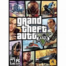 Grand Theft Auto V Rockstar Pc 710425414534