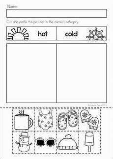 winter preschool no prep worksheets activities teaching english fichas preescolar