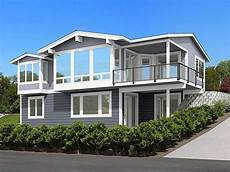 sloping lot house plans hillside sloping lot house plan 035h 0148 sloping lot house plan