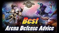 Summoners War Fwa S Arena Defense Advice