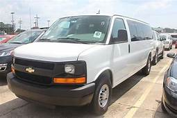 Purchase New 2013 CHEVROLET EXPRESS 3500 1 TON EXTENDED