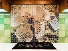 Mosaic Tiles Kitchen Backsplash Mosaic Tile Backsplash Hgtv