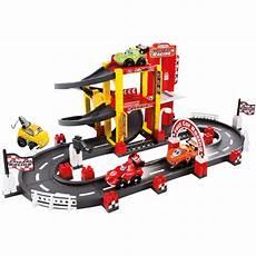 Circuit Garage F1 Abrick Ecoiffier King Jouet Lego