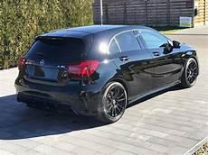 Mercedes A45 Amg Noir