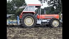 Tractors Ploughing Plowing Schl 252 Ter Traktoren Im