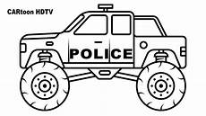 truck coloring pages colors vehicles