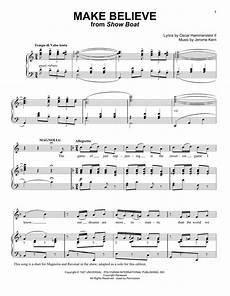 make believe sheet music direct