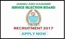 jkssb recruitment 2017 education store the selection