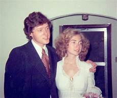 and bill clinton wedding on