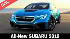 2019 subaru vehicles 9 new subaru and crossovers with updated prices and