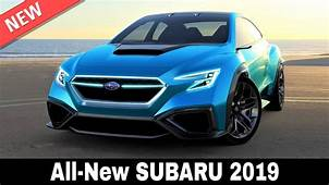 9 New Subaru Cars And Crossovers With Updated Prices