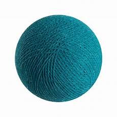 boule pour guirlande lumineuse boule pour guirlande lumineuse l original vert turquoise la de cousin paul