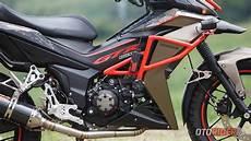 Modifikasi Supra Gtr 150 by Modifikasi Honda Supra Gtr 150 Contoh Buat Penjelajah