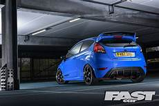 tuned mk7 ford fast car