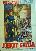 JOHNNY GUITAR MOVIE POSTER