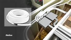 zentrale klimaanlage haus nachrüsten helios flexpipe universal in der sanierung l 252 ftung mit