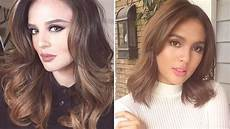 try these hairstyles to make your face look slimmer