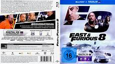 Fast And Furious 8 2017 R2 German Covers