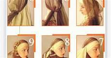 Gum Riiva Cara Memakai Jilbab Modern Dengan Cepat