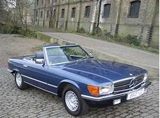how does cars work 1985 mercedes benz sl class engine control classic chrome mercedes benz 500 sl 1985 b blue