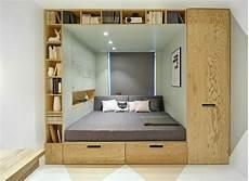 bett ideen für kleine zimmer l 228 ngliches schlafzimmer einrichten