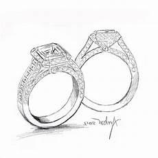 wedding rings drawing at getdrawings free download