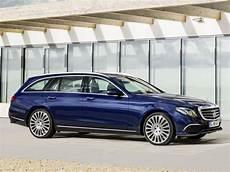 New Mercedes E Class Estate Car Configurator And