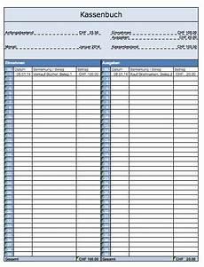 kassenbuch zum ausdrucken kostenlos kalender