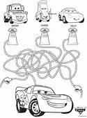 Disney Cars Maze  Crayolaca