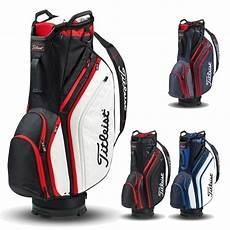 titleist lightweight cart golf bag free balls