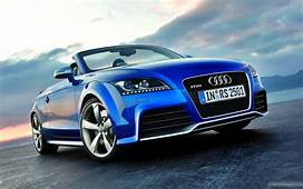2012 Audi TT RS Wallpaper  HD Car Wallpapers ID 2135