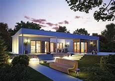 Zukunftssicheres Haus Wohnen Auf Einer Ebene Der