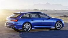 2019 New Audi A6 Avant Looks Has All The Space