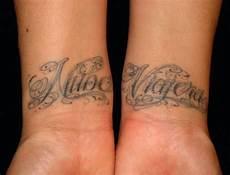 Tattoos On Wrist Names Great Tattoos