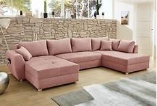 couch rosa sofa ecksofa wohnlandschaft rosa kaufen bei
