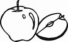 free printable apple coloring pages for